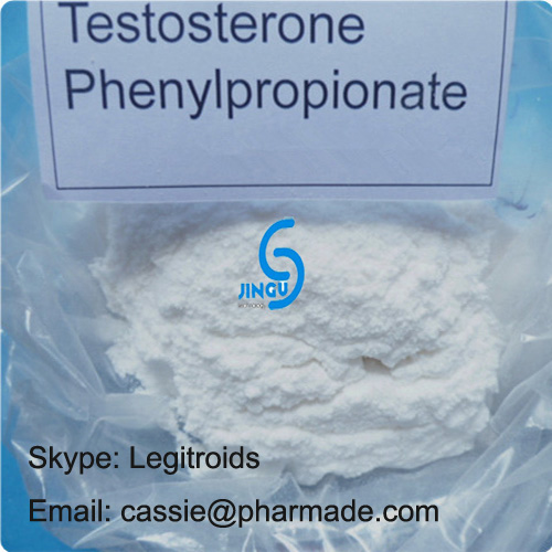 Raw Test Phenylp from cassie@pharmade.com