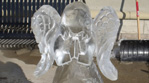 Custom design of Ice Sculpture by Festive Ice