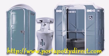 Portable Sinks and Restroom Trailers for Constructions