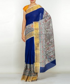 Online shopping for party wear sarees by unnatisilks