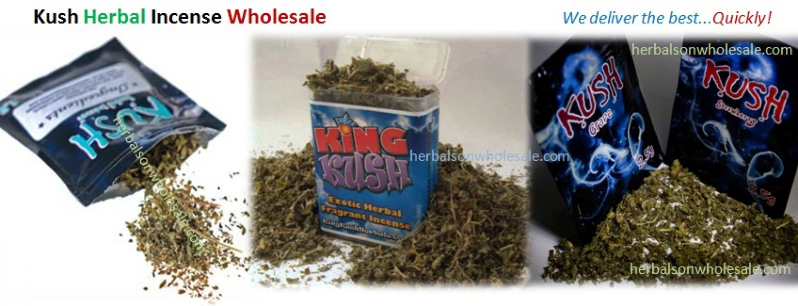 Kush Herbal Incense for Sale Online