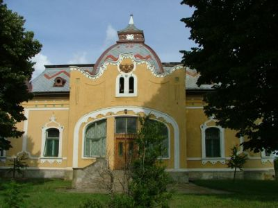 Hungary Region of Kecskemet a castle for sale