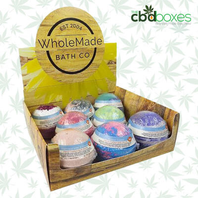 Get Custom CBD Bath Bomb Packaging Boxes at Wholesale Prices