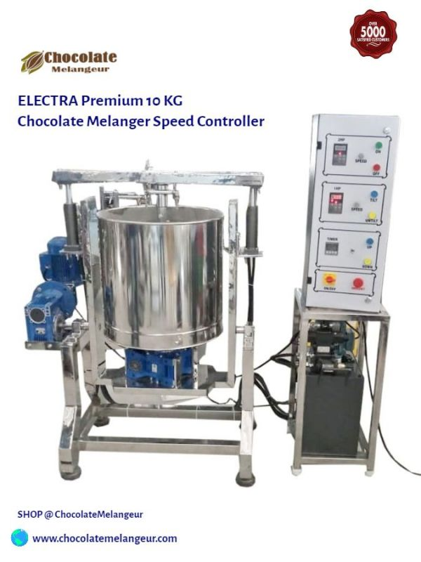 Electra pro 10 Chocolate Melanger- chocolate Conching Machine shop Online