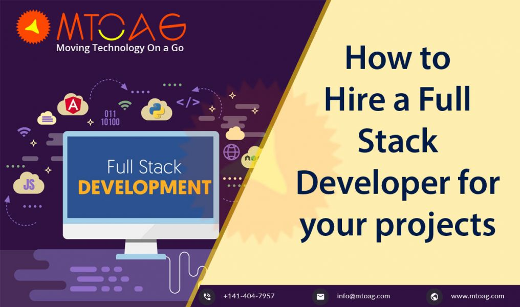 How to Hire a Full Stack Developer for development projects