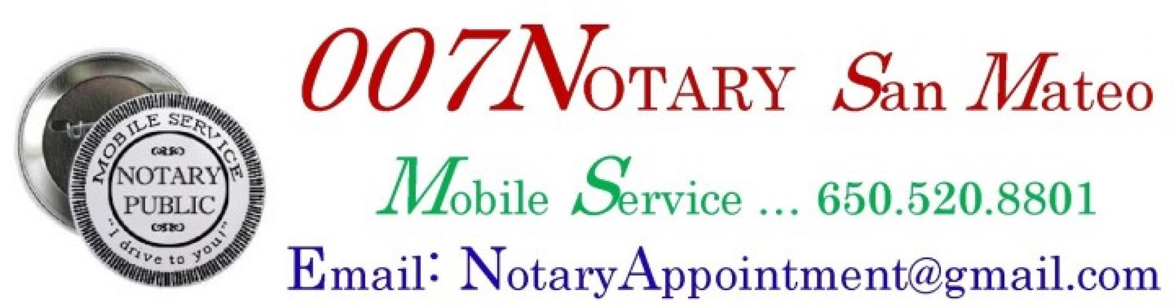 Traveling Notary