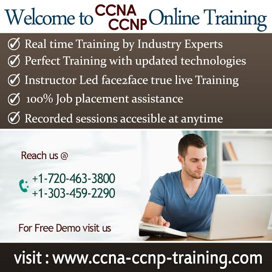 CISCO Online Training