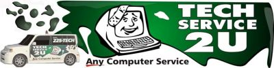 Computer Repair Services By Tech 2U Company