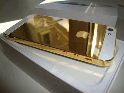 Brand New Apple Iphone 5 64gb  Gold colour unlocked