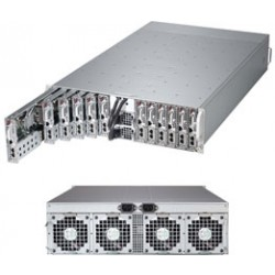 Supermicro 3U MicroCloud Twelve Node Single Processor Core i3-2100 / E3-1200V2 Xeon Server