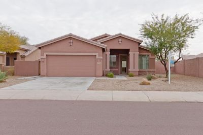 Super spacious 3 bed, 2 bath property. Rent to own homes in Goodyear, Arizona