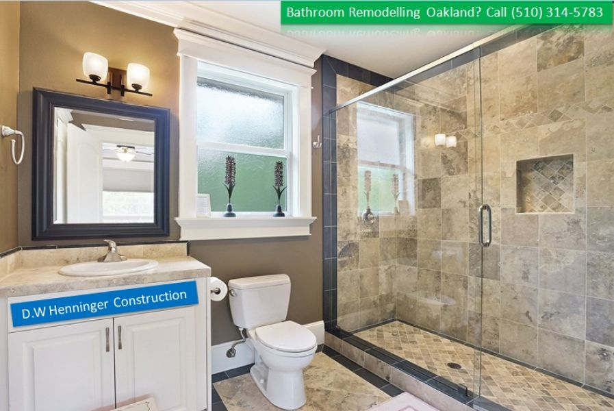Bathroom Remodeling Oakland