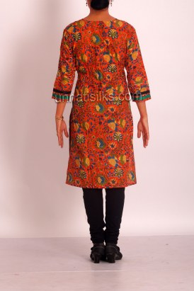 Online shopping for cotton printed kurtis by unnatisilks