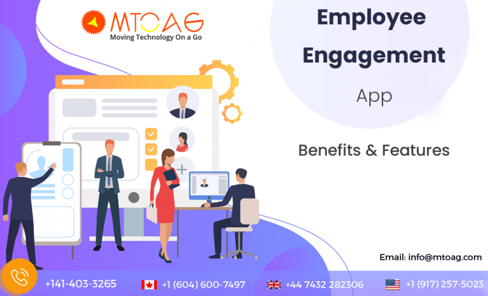Employee Engagement App: Benefits & Features updated 2019
