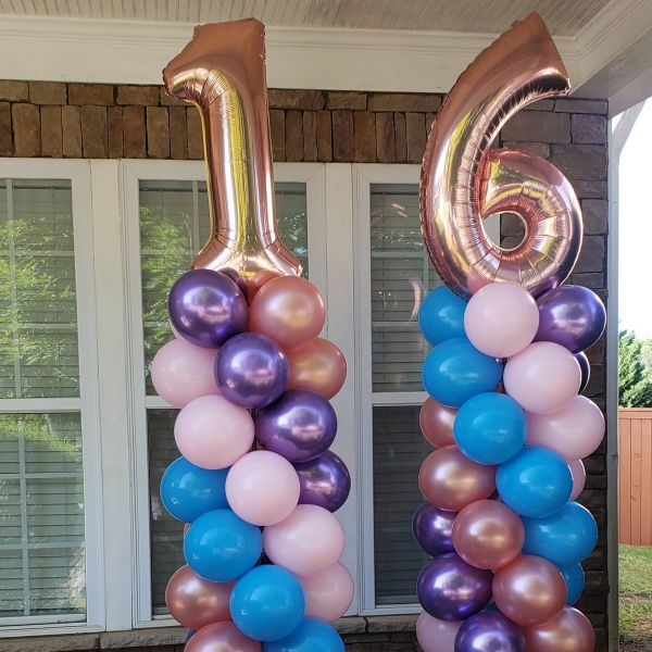 Balloon accessories Atlanta, Ga – Eye-catching balloon decoration for all sorts of events