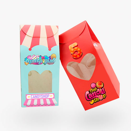 Get Upto 40% Discount On Custom Candy Packaging
