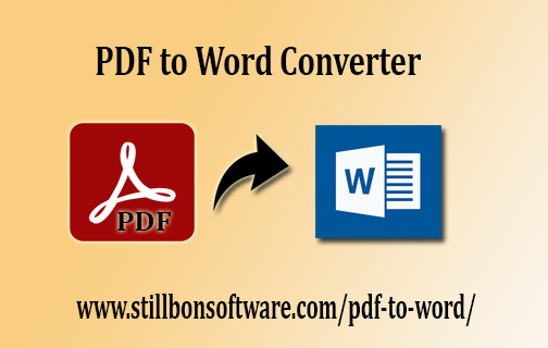 PDF to Word Converter to Save Adobe PDF Files into Word DOCX File
