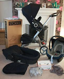 2014 Stokke Xplory V4 baby stroller for sale