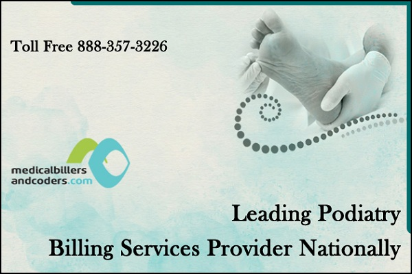 Experts in Podiatry Billing Services for Ohio, OH