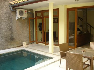 Bali Spacious Holiday Accommodation Kuta- Villa Tawa