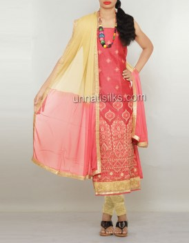 Online shopping for valentine's day special salwar kameez by unnatisilks