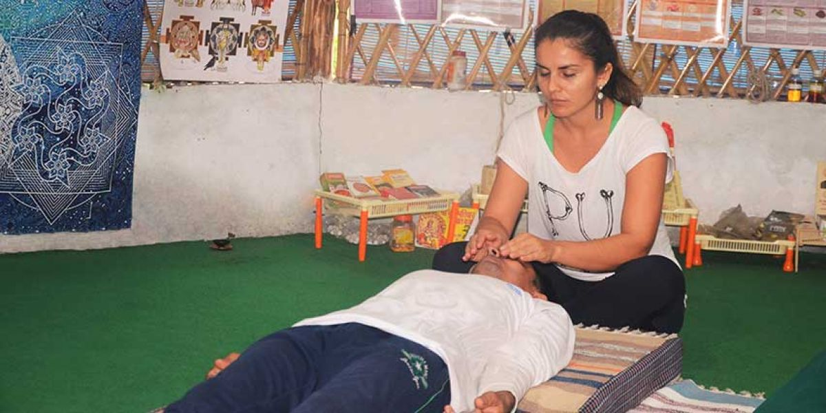 Spiritual Healing and Meditation In Rishikesh