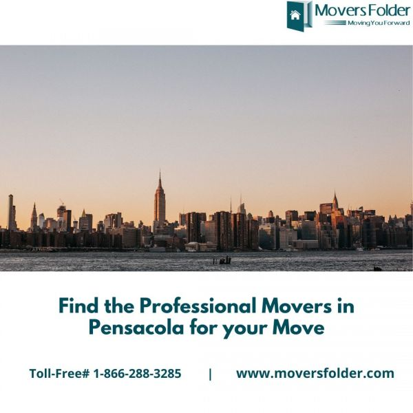 Find the Professional Movers in Pensacola for your Move