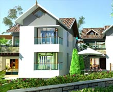 Villas In Cochin : AMV Groups