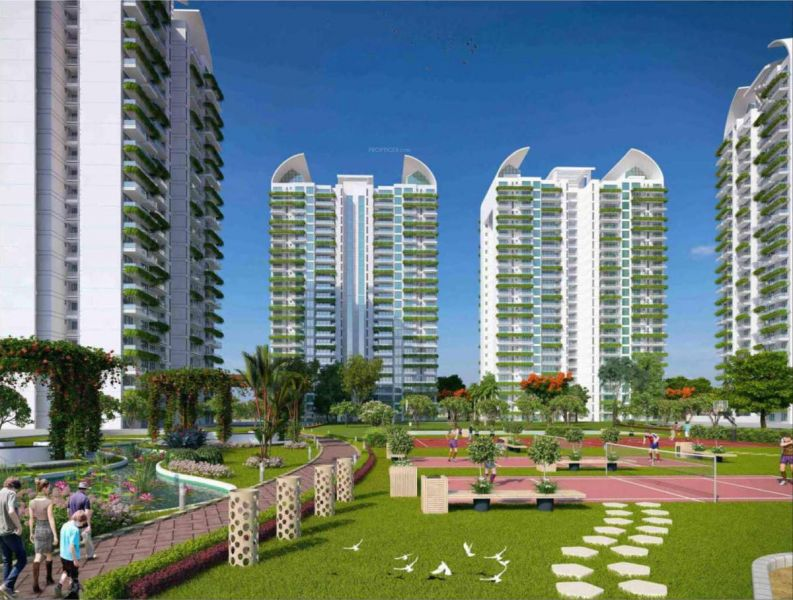 Antriksh Urban Greek with Stylist Apartments in Delhi