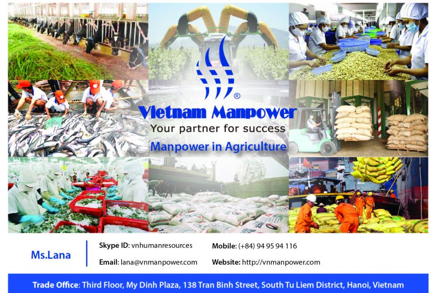 Supplying Vietnam Agriculture Manpower