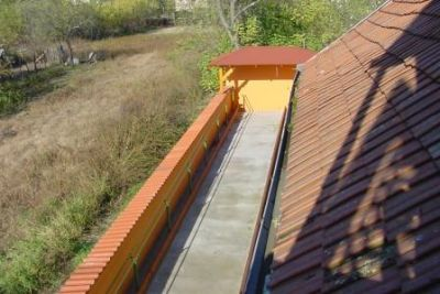 Hungary Tiszakecske � Kerekdomb Caf� with housing, within walking distance from the thermal bath