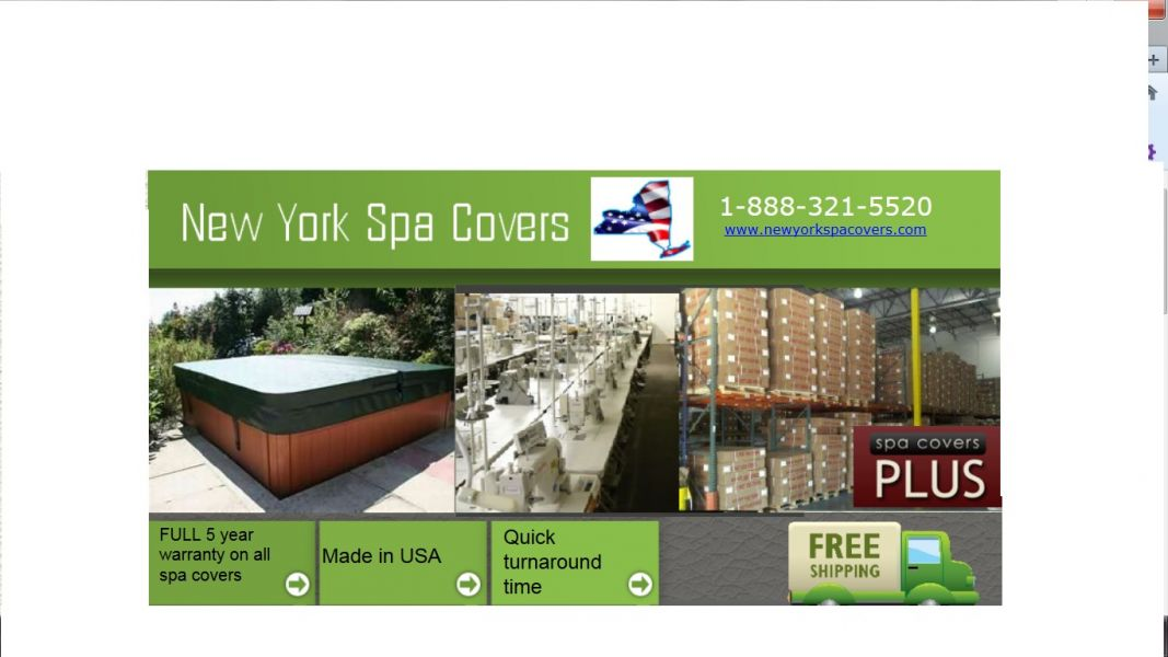 New York Spa Covers