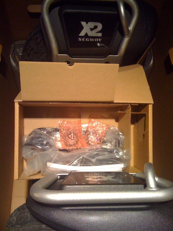 FOR SALE: BRAND NEW SEGWAY X2 ADVENTURE (IN BOX).....$3000