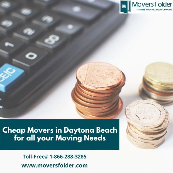Cheap Movers in Daytona Beach for all your Moving Needs
