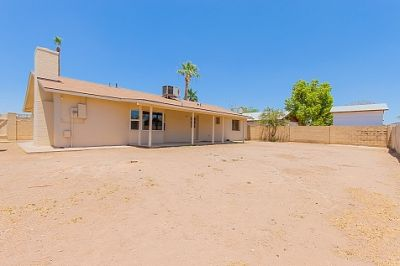 Very nice 3 bedroom 2 bath in a quiet family neighborhood. Rent to own homes AZ!