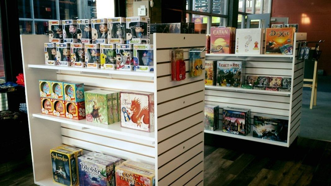 Finding Nearby Game Store in Kansas City, Missouri