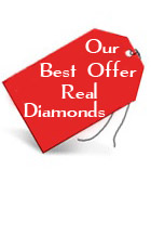 Valentine Day Diamonds Offer - Stock Clearance