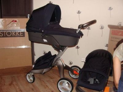 2012 complete Newborn Stokke xplory stroller Special Edition