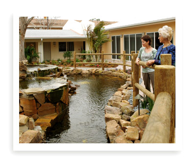 Senior Assisted Living Florida - ABanyan Residence Floor Plans