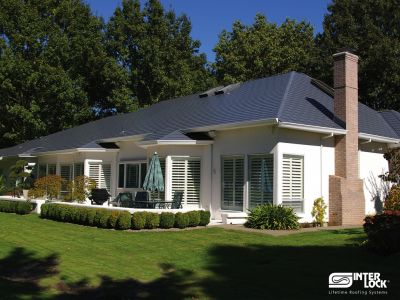 Georgia's Best Roof - Interlock® Metal Roofing Systems
