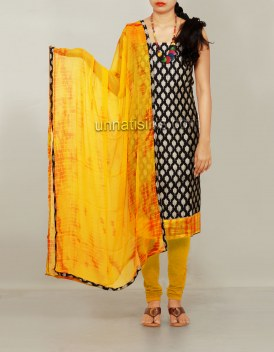 Online shopping for pure handloom salwar kameez by unnatisilks