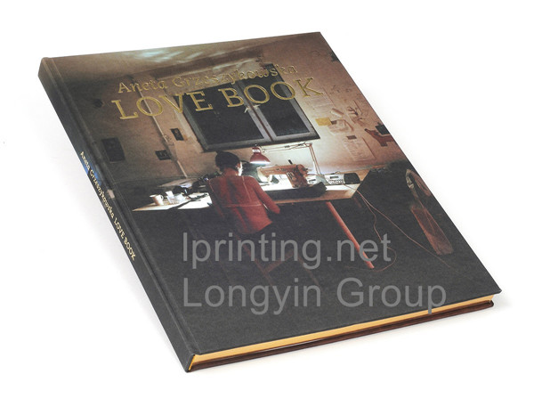 Crusty Hardcover Book Printing,Hardback Printing Service in China
