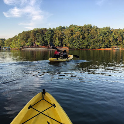 Lake Keowee Kayak Rentals - Unlimited Outfitters