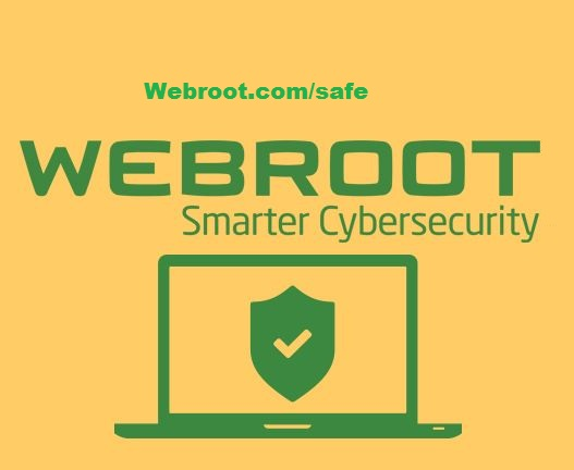 Webroot.com/safe - Enter Webroot Key Code | Webroot Download