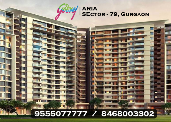 Godrej New Project Sector 79 @ 9555077777