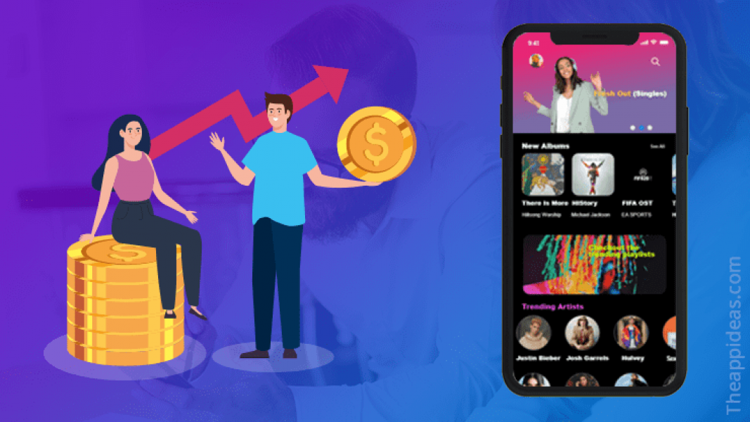 How much does it cost to develop an Online Music streaming App?