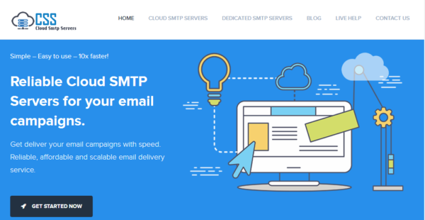 Email marketing buy smtp