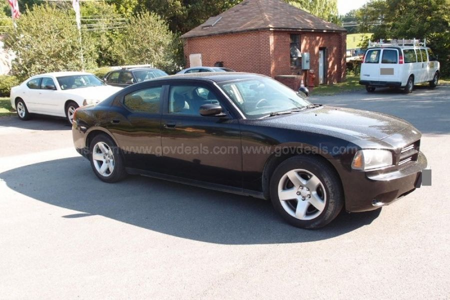 2010 Dodge Charger (#14024-2)