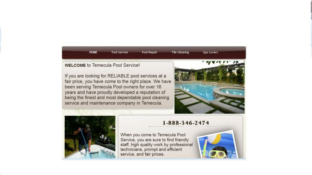 Temecula Pool and Spa Service