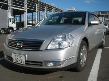 Used Nissan Teana 2007 Models for Sale From Japan